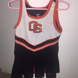 3T Nike OSU cheer outfit